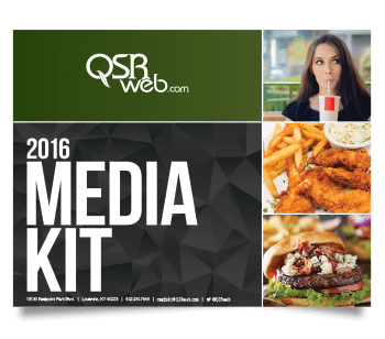 Download the QSRweb Media Kit